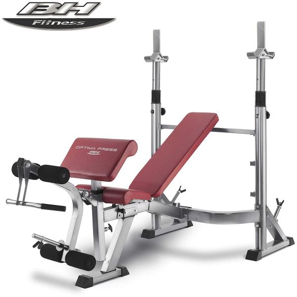 BH Fitness Optima Press Bench G330