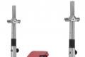 BH Fitness Optima Press Bench G330_stojany
