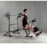 BH Fitness Optima Press Bench G330_cvik předkopy