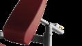 BH Fitness L020 detail opěrka