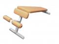 Posilovací stroj FITHAM Lavice břicho šikmá